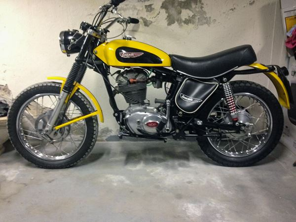 Ducati Scrambler 450CC 1971